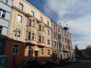 Bytový dům Plzeň 2016